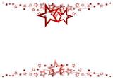 Sternrahmen Rot
