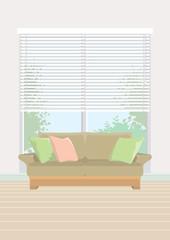 窓辺の空間