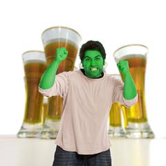 Beer monster