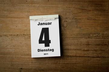 4 Januar