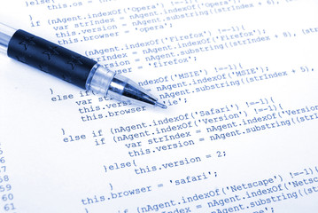 Html and pen
