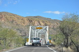 Apache Trail in Arizona poster