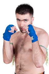 Muay Thai  fighter .