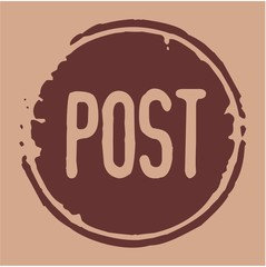 Top secret vector stamp