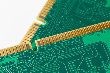 memory module close up