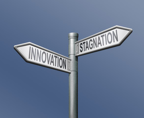 roadsign innovation stagnation