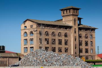 Industria en Bilbao, Bizkaia, España