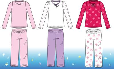 pajamas for girl