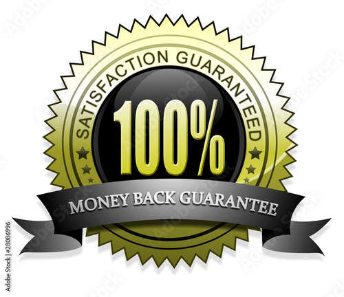 Gold satisfaction guarantee