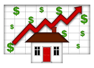 Real Estate Home Values Going Up