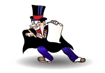 Magician contract