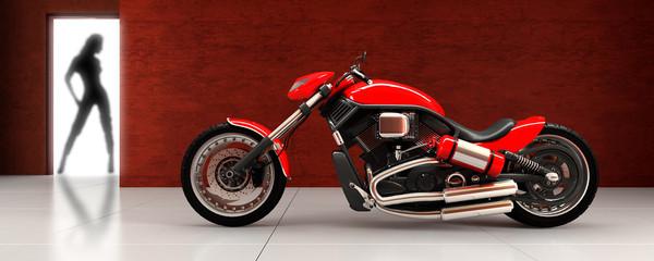 Red Loft Bike