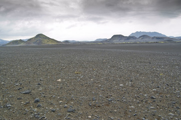 Landmannalaugar (Parque Natural de Fjallabak, Islandia)