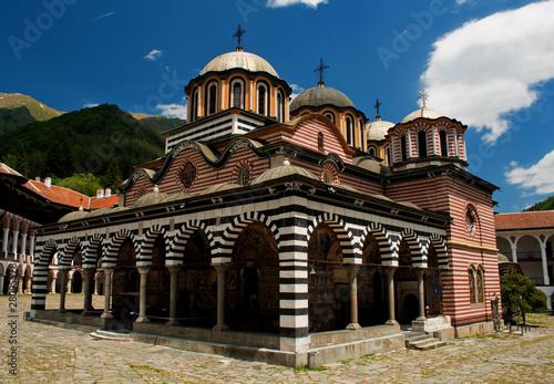 Monaster Rila - Bułgaria