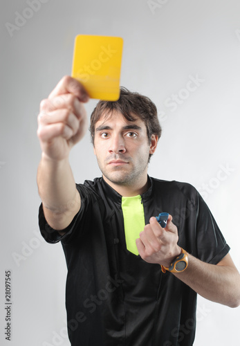Yellow card