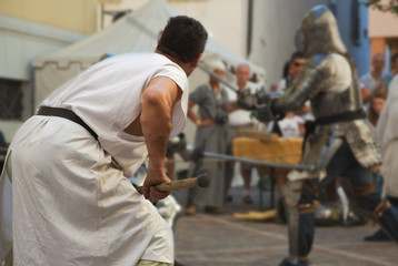 Combattimento Medievale