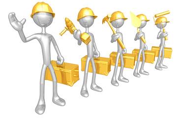 Construction Crew