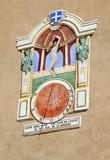 Embrun, meridiana - Francia poster