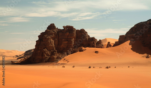 Plexiglas Algerije Sahara