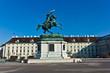 Monument archduke charles of Austria