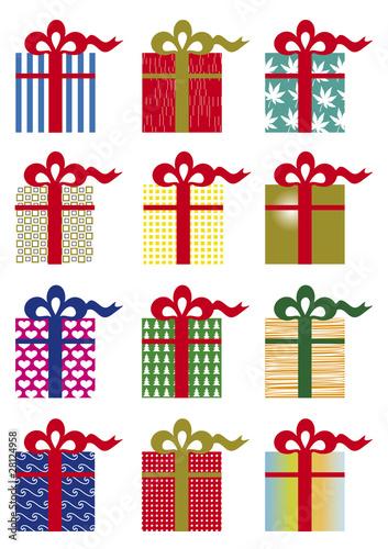 Pacchetti regalo immagini e vettoriali royalty free su for Immagini di pacchetti regalo