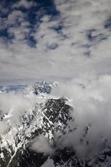 Vue aérienne - Mont Cook 2
