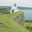 lighthouse, Charles Fort, County Cork, Ireland