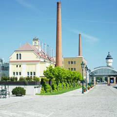 brewery, Plzen (Pilsen), Czech Republic