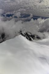 Vue aérienne - sommet Mont Cook 11