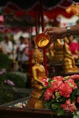 Buddha, cerimonia