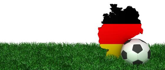 Fussball Rasen Deutschland