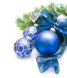 Fototapety Christmas Decoration border design
