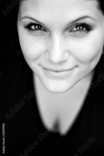 Pretty Woman Smiling © ArenaCreative