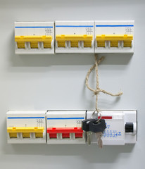 key on New Circuit-breakers