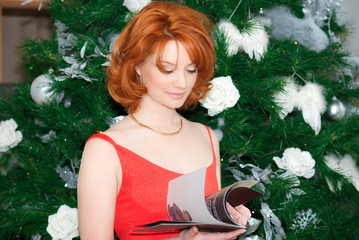 подготовка к празднованию  Рождества и Нового Года
