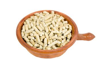 pellet in scodella
