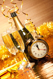 Party decoration - New Year's Day