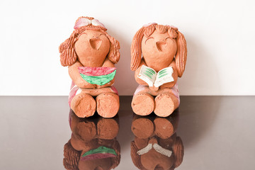 Clay Doll thailand