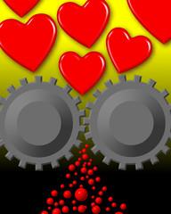 Gebrochene Herzen - Vergangene Liebe