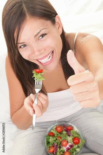 Eat healthy concept