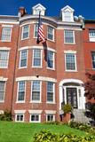 Richardson Romanesque Victorian Style Home Tower Washington DC poster