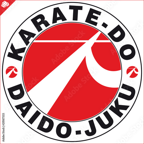 MAMARTIAL ARTS - KARATE KUDO SIMBOL