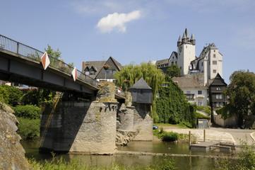 Schloss in Diez an der Lahn