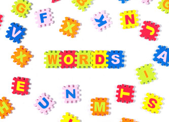 Words for kid