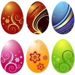 Easter`s eggs