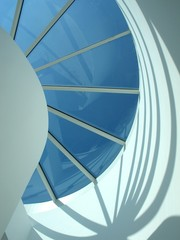 Moderne Lichtkuppel
