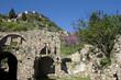 Peloponnese - Mystras Byzantine fortified town - Greece