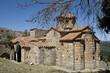 Evangelistria byzantine church - Mystras