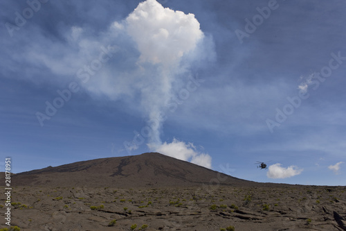 Vulkanausbruch La Fournaise, La Reunion 02 Jan 2010 - 28178951