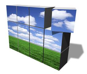 Building clean environment